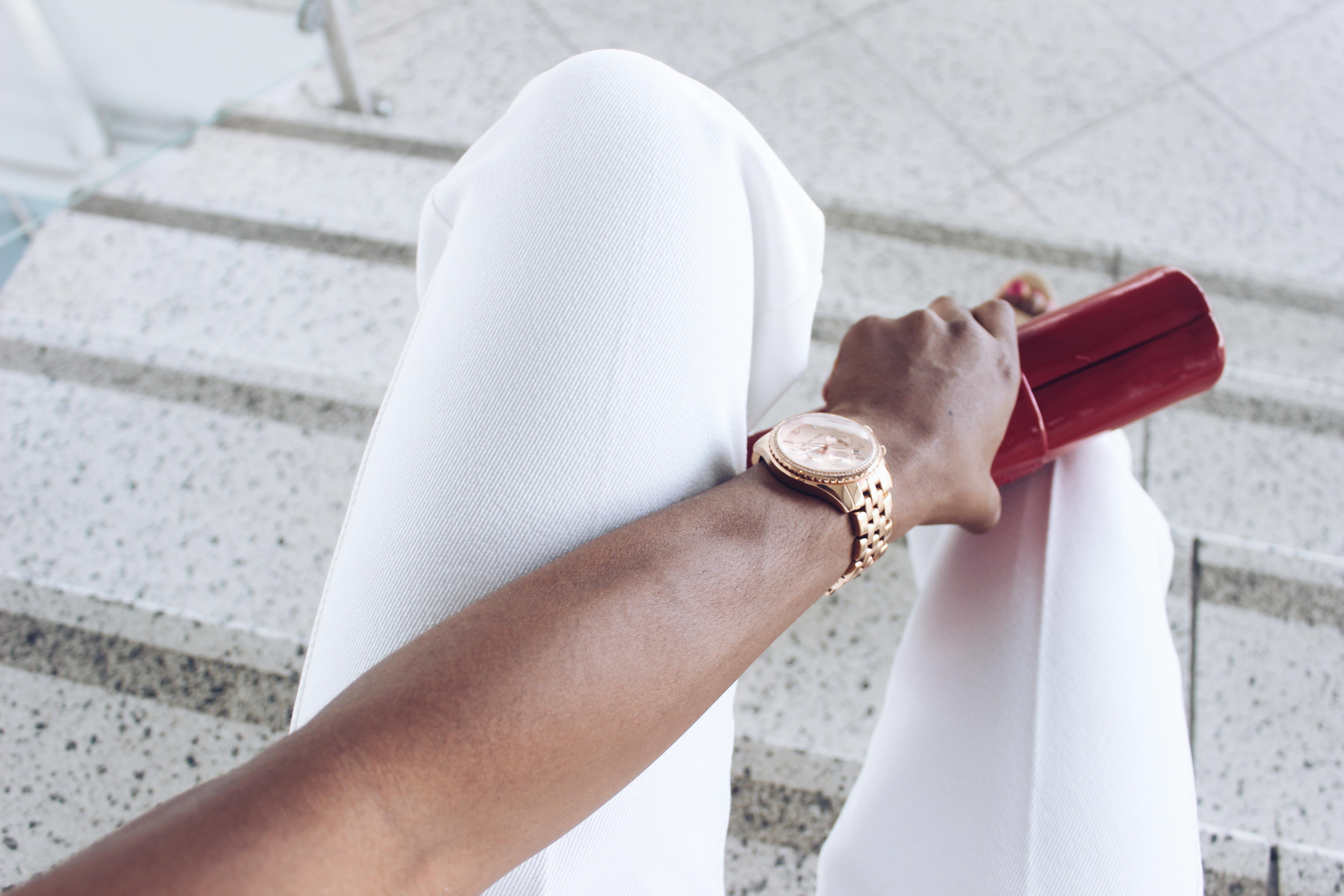 MK wristwatch